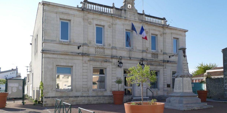 Mairie de La Tremblade